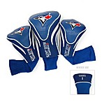 Toronto Blue Jays 3-Pack Contour Golf Club Headcovers