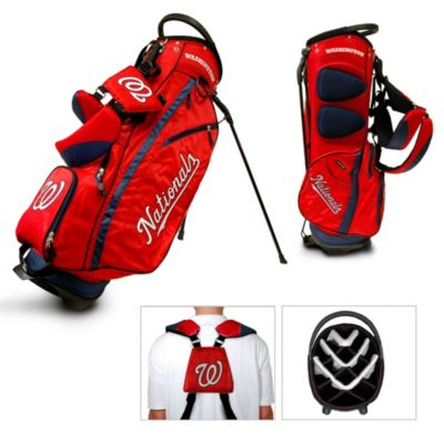 Blue Golf Bag