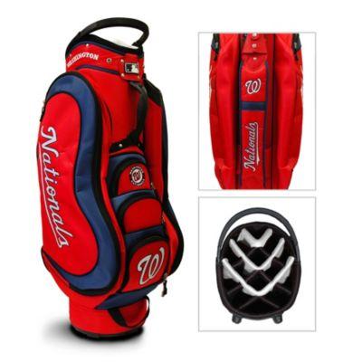 MLB Washington Nationals Medalist Golf Cart Bag