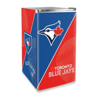 Toronto Blue Jays Licensed Counter Height Refrigerator