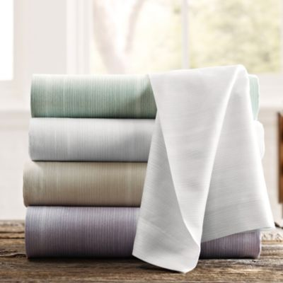 Under The Canopy® Unity Twin Sheet Set in Lavender