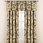 Suzani Rod Pocket Window Curtain Panels
