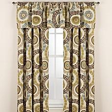 Suzani Rod Pocket Window Curtain Panels Bed Bath Beyond