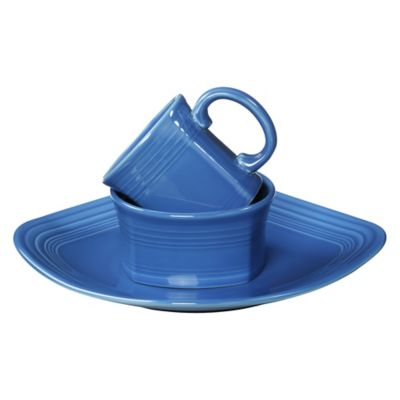 Fiesta® Square 3-Piece Place Setting in Lapis
