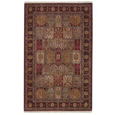 Karastan Antique Legends Bakhtiyari 5-Foot 9-Inch x 9-Foot Rug