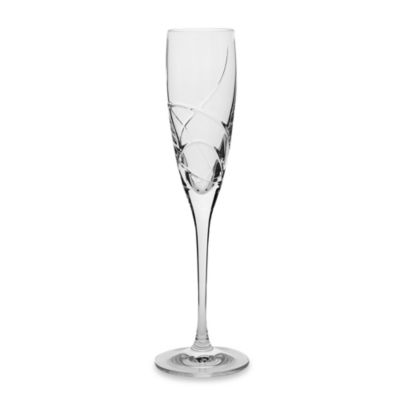 Lenox® Adorn Signature Crystal 6-Ounce Ice Toasting Flute
