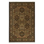 Karastan Original Empress Kirman Rug in Black