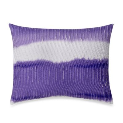 Steve Madden Skylar Oblong Decorative Pillow in Indigo