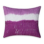 Steve Madden Skylar Oblong Decorative Pillow in Magenta