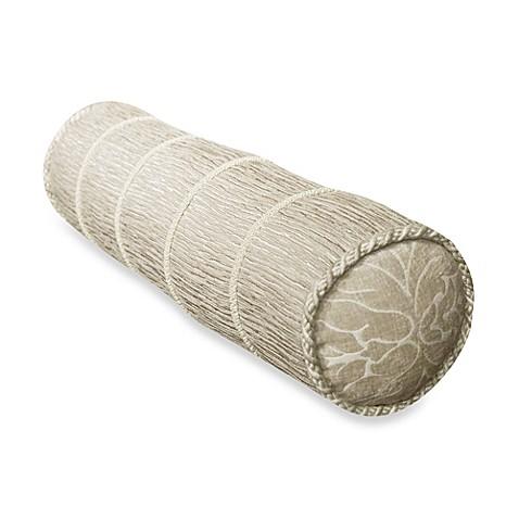 Rosetree Crystal Neck Roll Toss Pillow - Bed Bath & Beyond