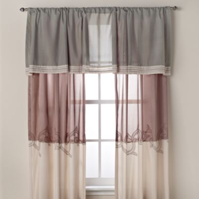 Vanessa Window Valance