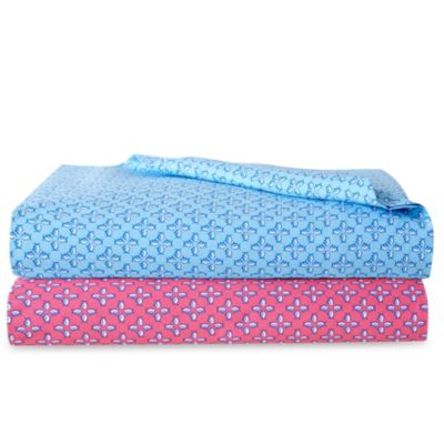 Southern Tide® Printed Cotton Mosaic Sheet Set