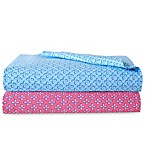 Southern Tide® Printed Cotton Mosaic Pillowcase Pair