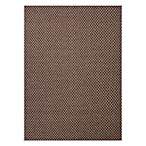 Highlanders Aberdeen  Rug in Brown