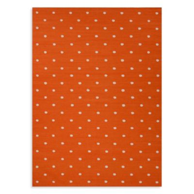 Maroc Myriam Indoor Rug in Orange