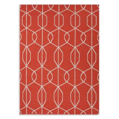 Maroc Naima Indoor Rug in Poppy