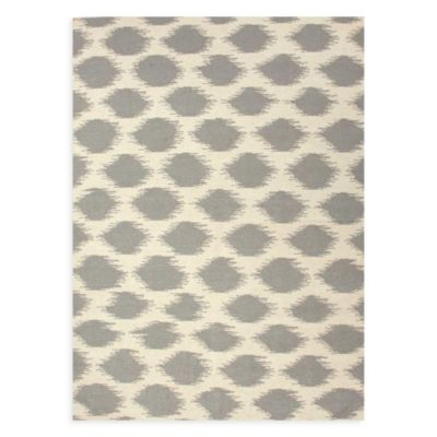 Jaipur Maroc Nyasha 3-Foot 6-Inch x 5-Foot 6-Inch Rug in Antique White