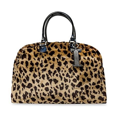 Trumpette Large Schleppbags Diaper Bag in Leopard Print ...