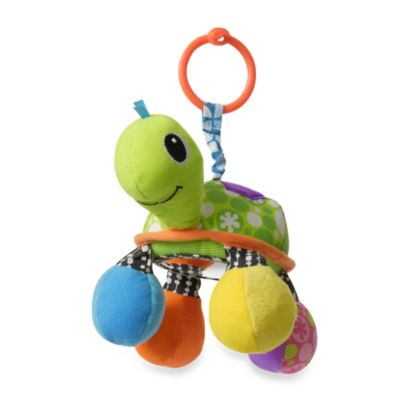 Infantino® Topsy Turvy Mirror Pal™ in Green