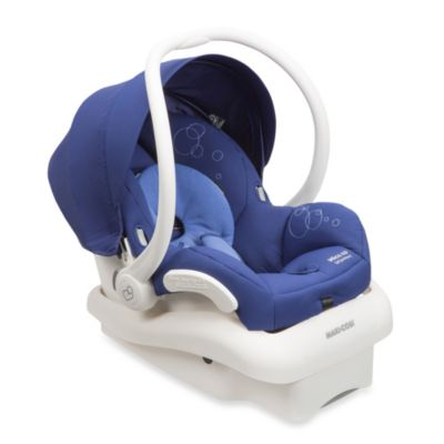 Maxi-Cosi® Mico™ White/Blue Air Protect Infant Car Seat