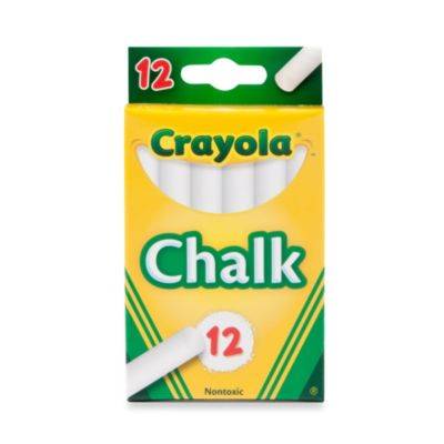 Crayola® 12-Piece Children's Chalk