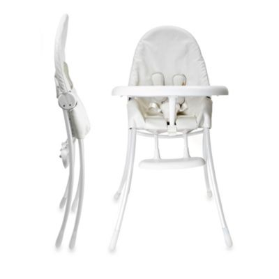 bloom® nano™ Urban High Chair in Coconut White