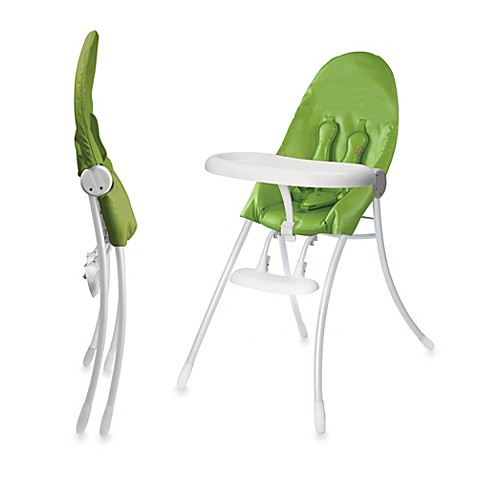 Buy Bloom Nano Urban High Chair In Gala Green From Bed