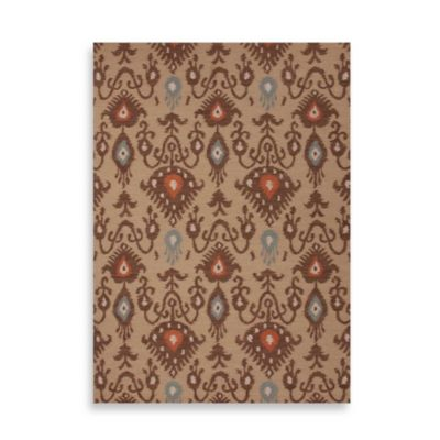 Jaipur Urban Bungalow Samir Rug in Tan
