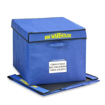 Bin Warehouse Storage System