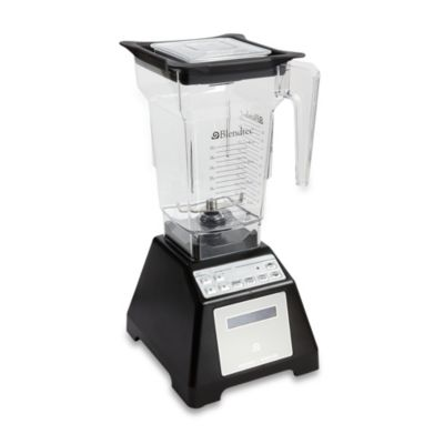 Buy Blendtec 174 Tabletop Total Blender In Black From Bed