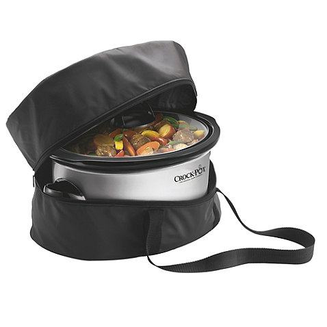 Buy Crock-Pot® Travel Bag for 4-Quart to 7-Quart Slow Cookers from Bed Bath & Beyond