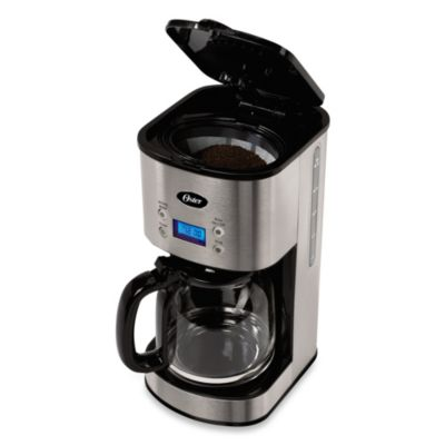 Metallic 12 Cup Coffee Makers