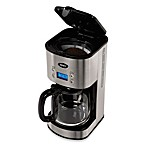 Oster® 12-Cup Stainless Steel Programmable Coffee Maker