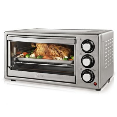 Oster® Brushed Stainless Steel Convection Countertop Oven
