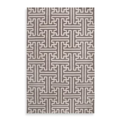 Alachua 3-Foot 6-Inch x 5-Foot 6-Inch Rug in Grey