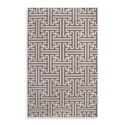 Alachua 5-Foot x 8-Foot Rug in Grey