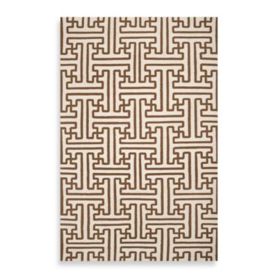 Alachua 5-Foot x 8-Foot Rug in Ivory