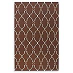 Afton Rug in Brown
