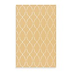 Afton Rug in Yellow