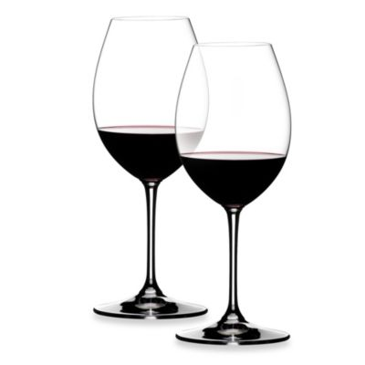 Reidel® Vinum 20 3/4-Ounce XL Syrah (Set of 2)