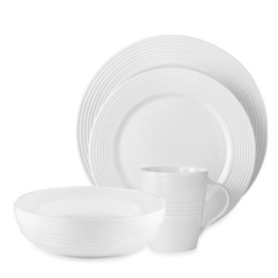 Lenox® Tin Can Alley® Seven° 4-Piece Place Setting