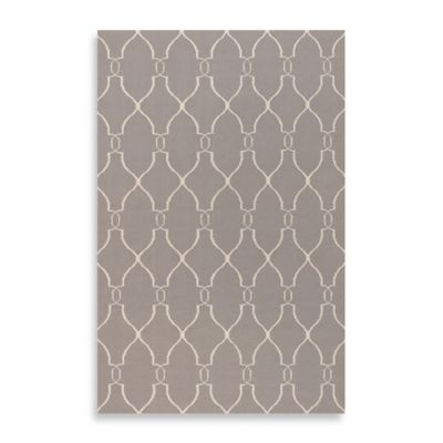Afton 3-Foot 6-Inch x 5-Foot 6-Inch Rug in Grey