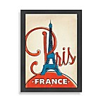 Paris Framed Wall Art