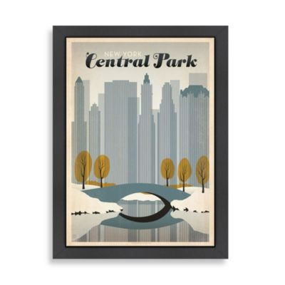 The Art & Soul of America Central Park NYC Wall Art