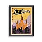 New Orleans Framed Wall Art