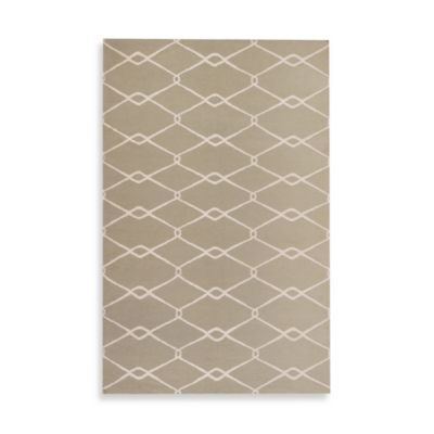 Sage/Ivory Contemporary Rugs