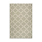 Byron Rug in Seafoam/Cream