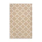 Byron Rug in Light Taupe/Cream