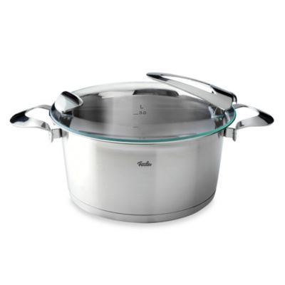 Fissler Solea® 2-Quart Stainless Steel Covered Stewpot