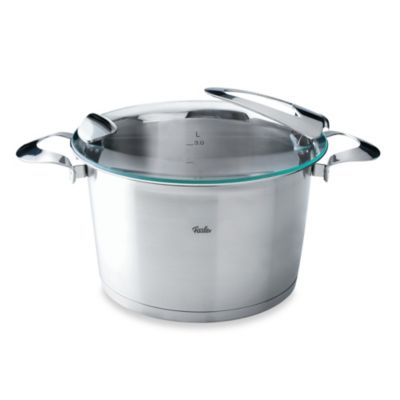 Fissler Solea® 6-Quart Stainless Steel Covered Stewpot